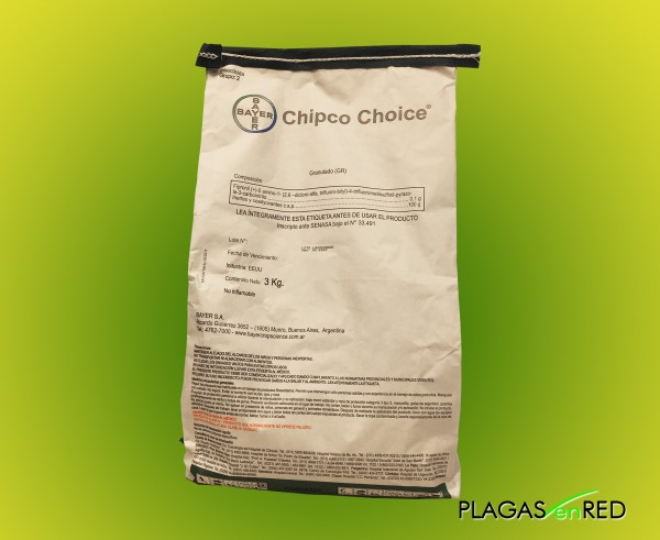 Chipco Choice control de grillo topo 3 Kg